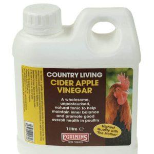 Apple Cider Vinegar For Chickens